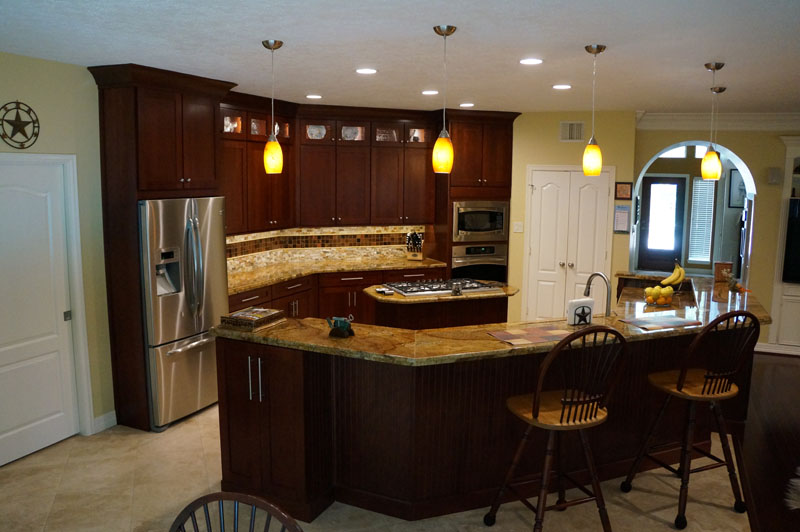 Premier Kitchens - Kitchen and Bath Remodeling - Katy TX - photo#16