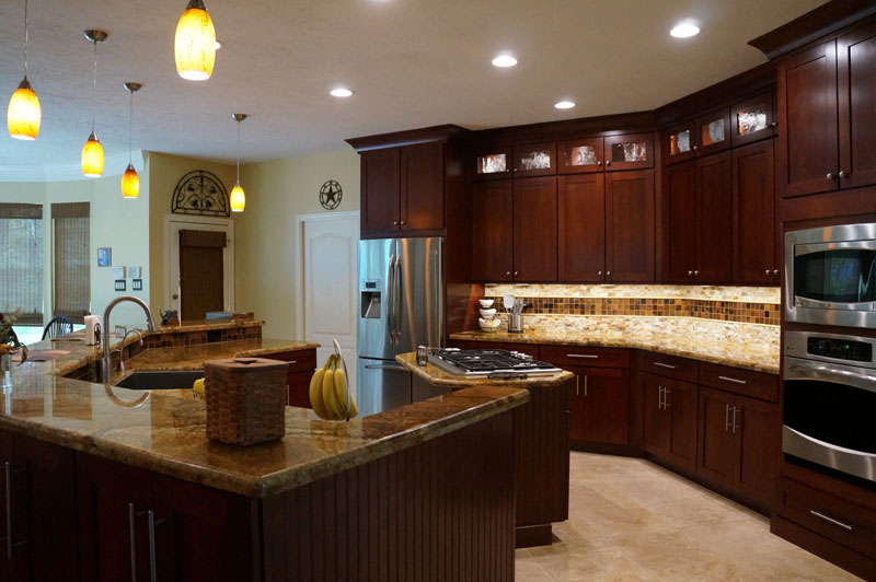 Premier Kitchens - Kitchen and Bath Remodeling - Katy TX - photo#9