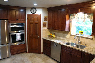 Baker Kitchen Remodel