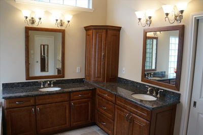 King Bathroom Remodel